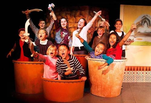 Kindertheaterfestival