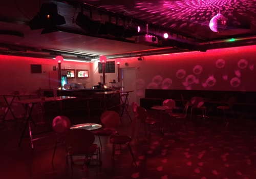 K- BUM Lounge